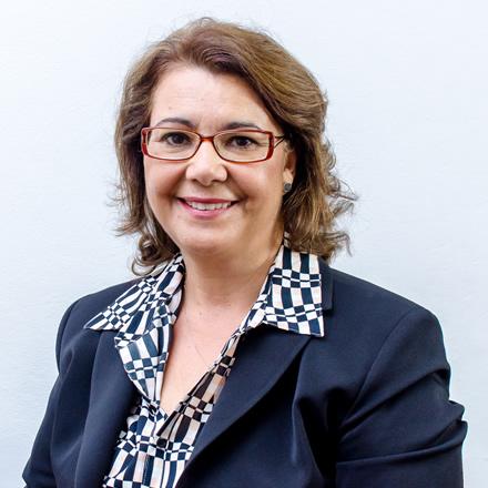 Professor Dr. Márcia Arocha Gularte