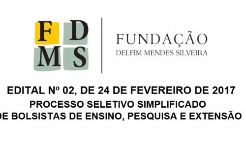 Edital FDMS 002/2017 - Resultado final