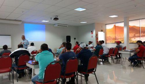 Labgrãos realiza curso de extensão no Mato Grosso