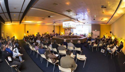 Seminário sobre pós-colheita e qualidade de arroz, na Expoarroz