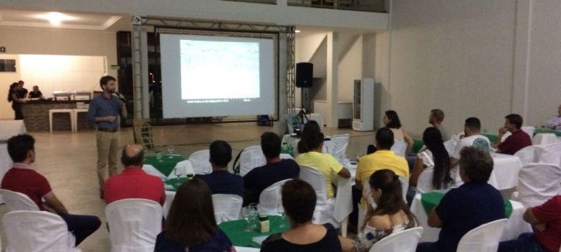 Labgrãos participa de evento para arrozeiros do Tocantins